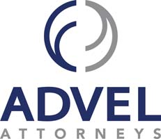 ADVEL Attorneys at Law logo
