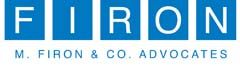 M. Firon & Co Advocates and Notaries logo