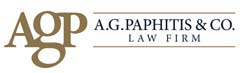 AGP Law Firm | A.G. Paphitis & Co. LLC logo