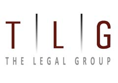 The Legal Group (TLG) logo