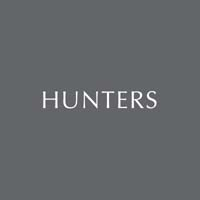 Hunters incorporating May, May & Merrimans logo