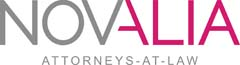 NOVALIA Attorneys-at-law logo