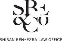 Shiran Ben Ezra, Law Firm logo