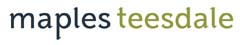Maples Teesdale LLP logo