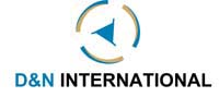 D & N International logo