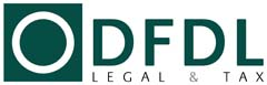 DFDL Legal & Tax logo