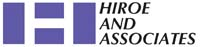 Hiroe & Associates logo