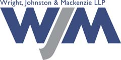 Wright, Johnston & Mackenzie LLP logo