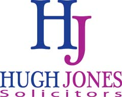 Hugh Jones Solicitors logo