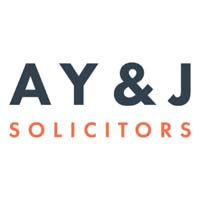 A Y & J Solicitors logo
