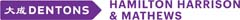 Dentons Hamilton Harrison & Mathews logo