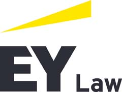 EY Law Central America logo