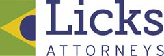 Licks Attorneys logo