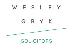 Wesley Gryk Solicitors LLP logo