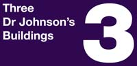 3 DR JOHNSON'S BUILDINGS logo