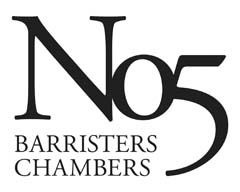 No5 Barristers Chambers logo