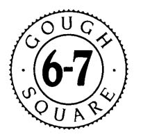 Gough Square Chambers logo
