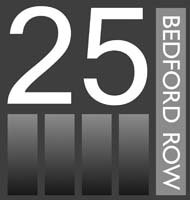 25 Bedford Row logo