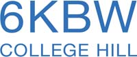 6KBW COLLEGE HILL logo