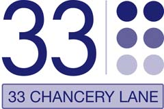33 Chancery Lane logo