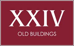 XXIV Old Buildings logo