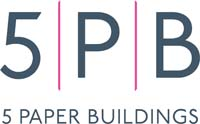 5 Paper Buildings logo