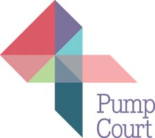 Pump Court International logo