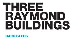 Three Raymond Buildings logo