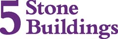 5 Stone Buildings logo