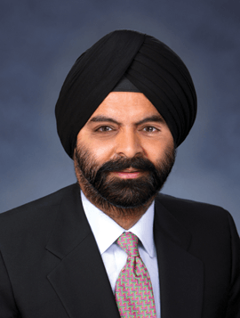 photo of ajay banga
