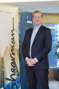 Brian Burke, Shearman & Sterling profile photo