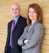 Michelle Kemp and Rayner Jones, Kemp Jones Solicitors LLP profile photo