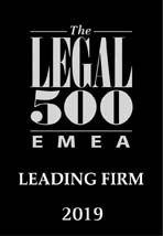 Image result for LEGAL500 LEADING FIRM