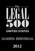 Hausfeld is listed as a tier 1 firm in The Legal 500