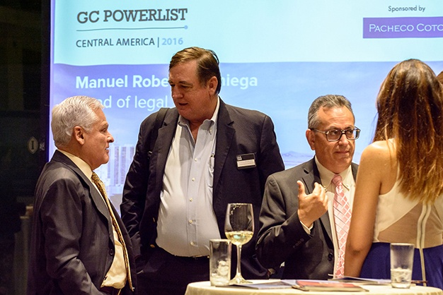 Image from the GC Powerlist: Central America launch event in San Jose