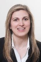 Ms Nikoleta Mangeli  photo