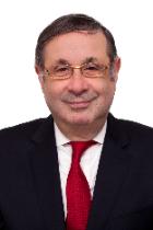 Mr James Levy CBE QC photo