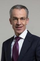 Prof Dr iur Urs Bertschinger  photo