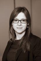 Mrs Gintarė Stonienė  photo