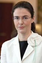 Mrs Ilinca Ștefănescu-Goangă  photo