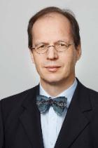 Prof Dr iur Felix Dasser  photo