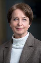 Professor Elżbieta Traple  photo