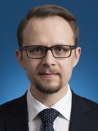 Dr Karl Binder  photo