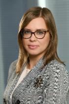 Ms Agata Dziwisz  photo