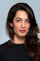 Amal Clooney photo