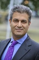 Mr Vikram Sachdeva QC photo