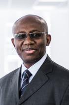 Prof Nelson Enonchong  photo