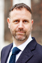 James Abrahams QC photo
