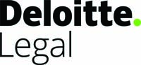 Law Firm Deloitte Legal logo