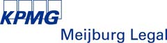 Meijburg Legal a member firm of KPMG International logo